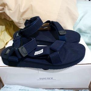 Suicoke Depa-ecs Sandals Unisex Size US 8